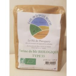 Farine Bio T55 - 1,2kg